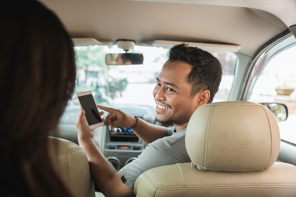 How to Check your Uber Rating