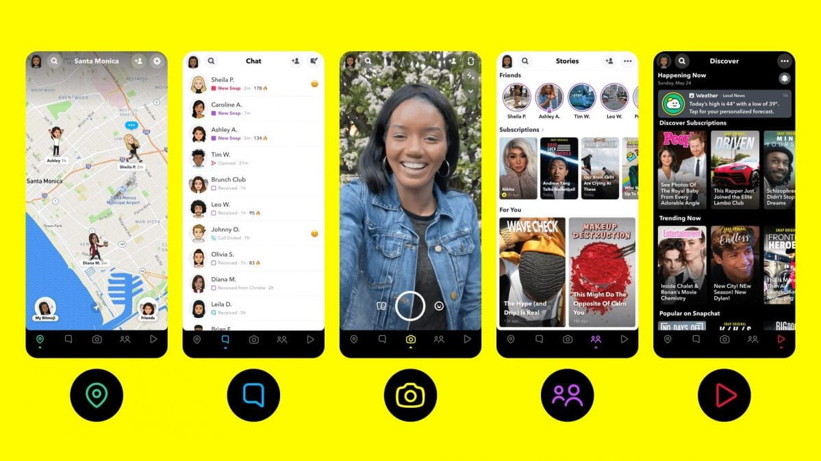 How to add links to your Snapchat snaps