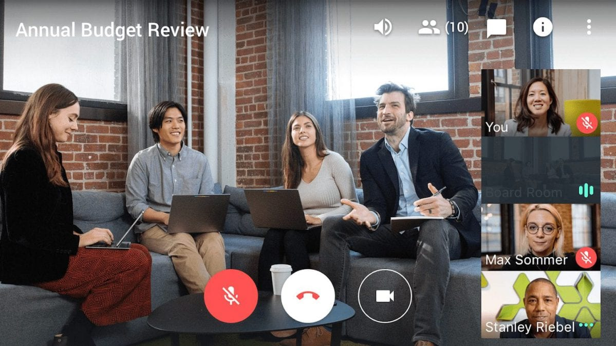 How to use Virtual Backgrounds in Google Meet