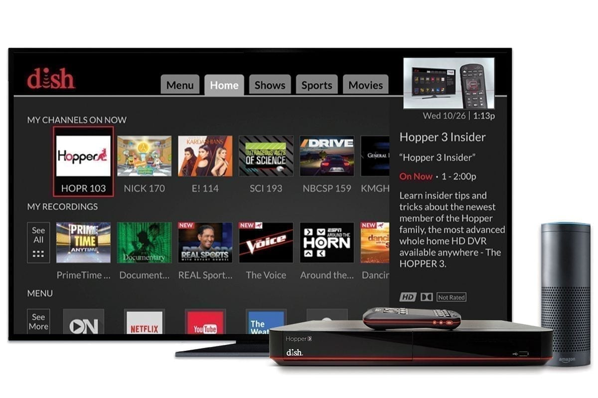 How to Cancel the Dual Mode Back to the Single Mode on a Dish DVR