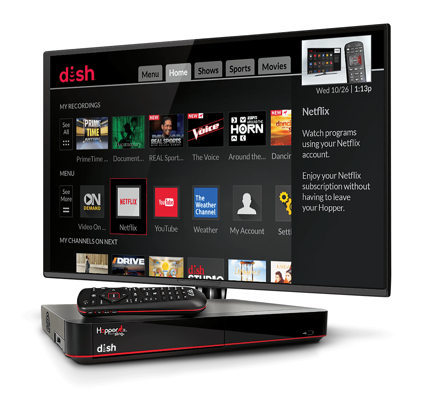 How to cancel my dish network satellite service