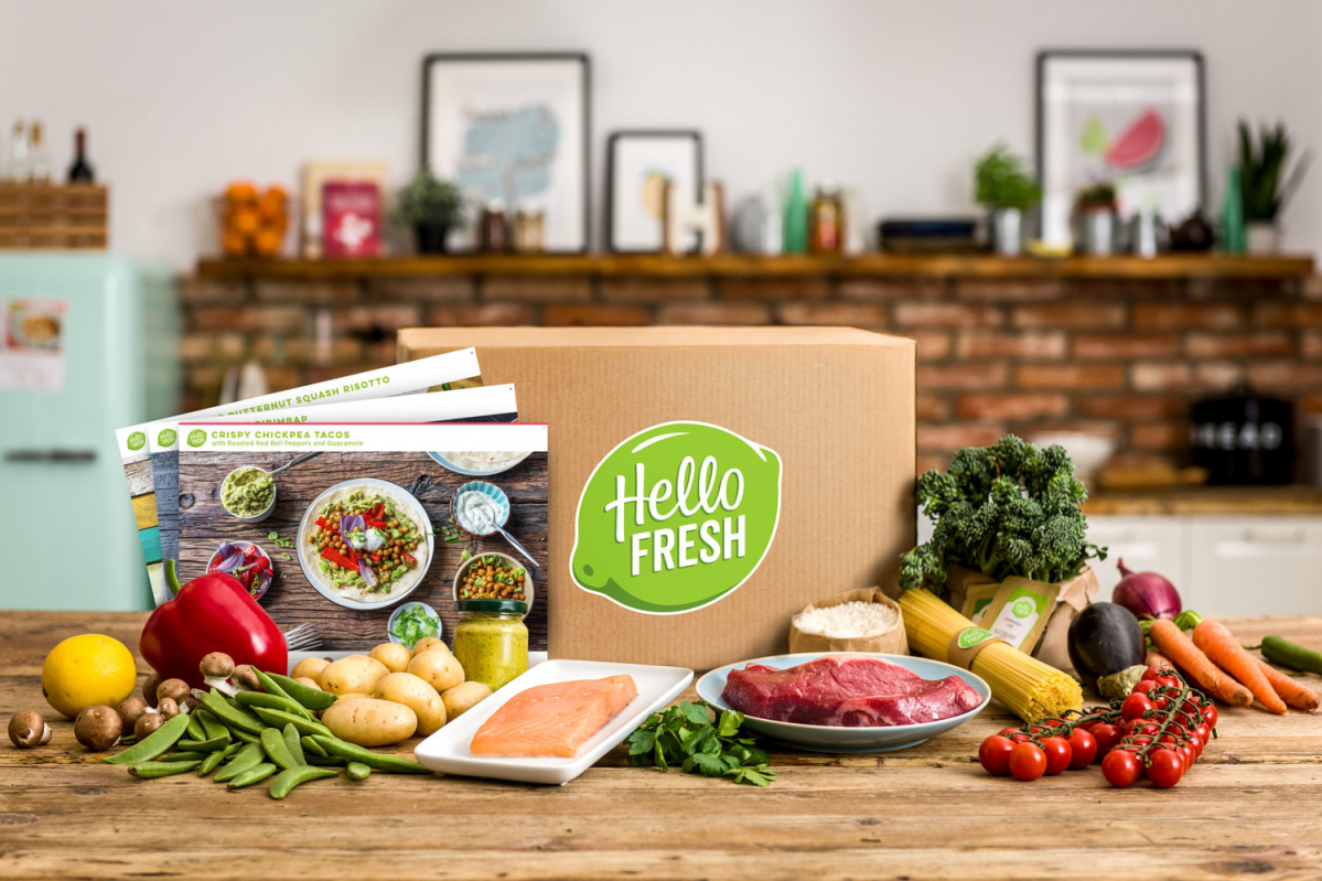 Cancel your HelloFresh account to avoid getting charged