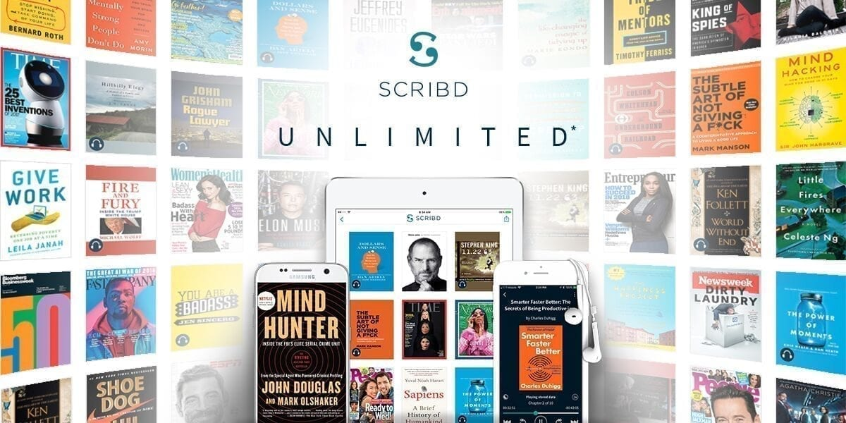 How to cancel Scribd subscription?