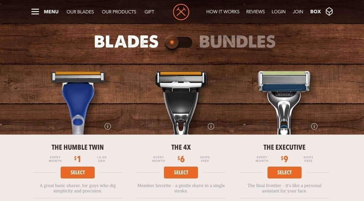 How to Cancel Dollar Shave Club subscription?