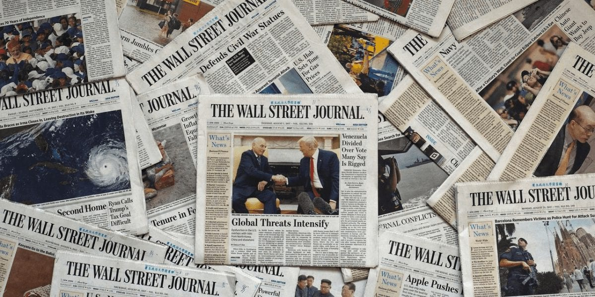 How to cancel Wall Street Journal subscription?