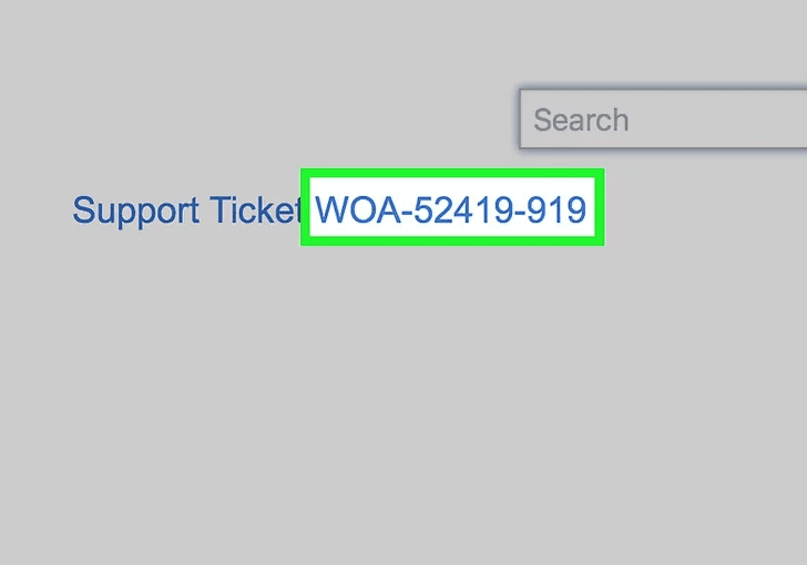 Step 6: After that, you will get your ticket number, use it when Bluehost will call you to resolve your issue and cancel your Bluehost account.